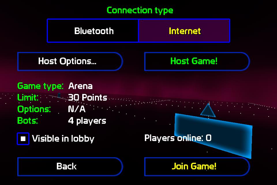 Screenshot Spectre 3D Lite