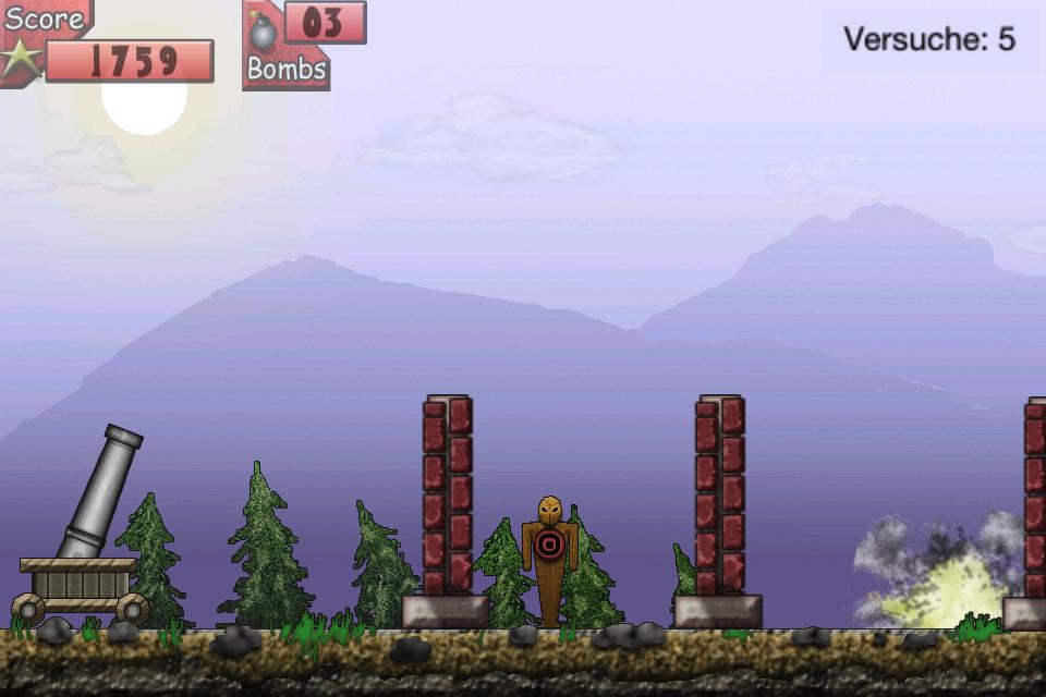 Screenshot b2b PR Artillery