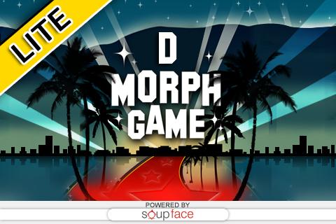 Screenshot D Morph Game – Celebrity Visual Face Trivia Lite