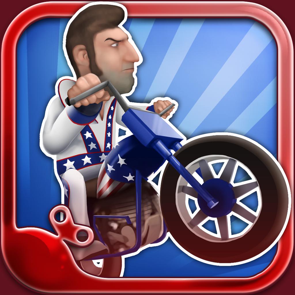 Daredevil Rider FREE iOS
